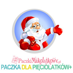 Paczka Mikołajkowa dla dziecka 5+