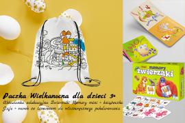 Paczka Wielkanocna dla dzieci 3+