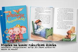 Książka Nudzimisie i przedszkolaki