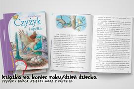 Książka Czyżyk i spółka (z płytą CD)