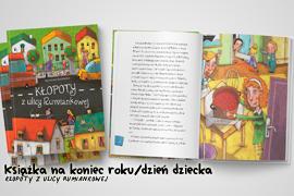 Książka Kłopoty z ulicy Rumiankowej