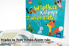 Książka Wielka księga zwierząt