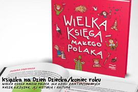 Książka Wielka księga małego Polaka