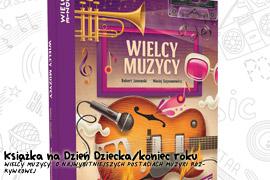 Książka Wielcy muzycy