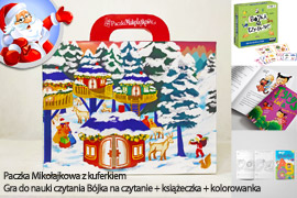 Paczka Mikołajkowa dla dzieci 6+