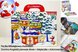 Paczka Mikołajkowa dla dzieci 3+