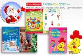 Paczka Mikołajkowa dla dzieci 4+