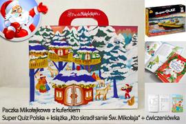 Paczka Mikołajkowa dla dzieci 7+