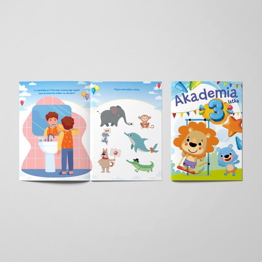 Akademia 3 latka