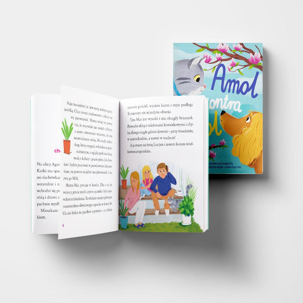 Amol kontra Amol książka