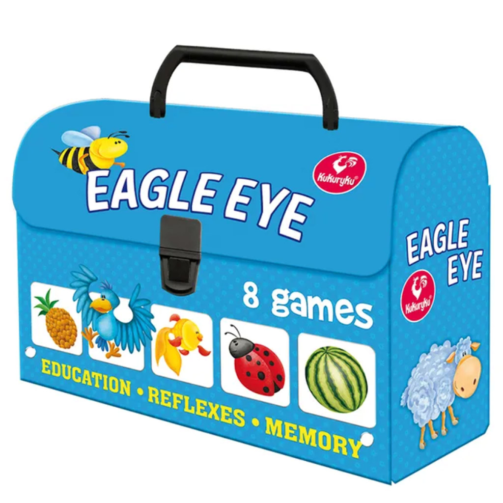 Chest Eagle eye