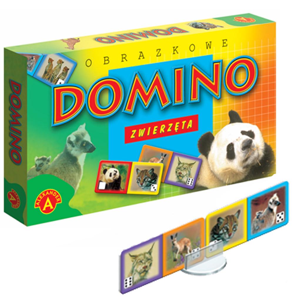 Domino zwierzęta