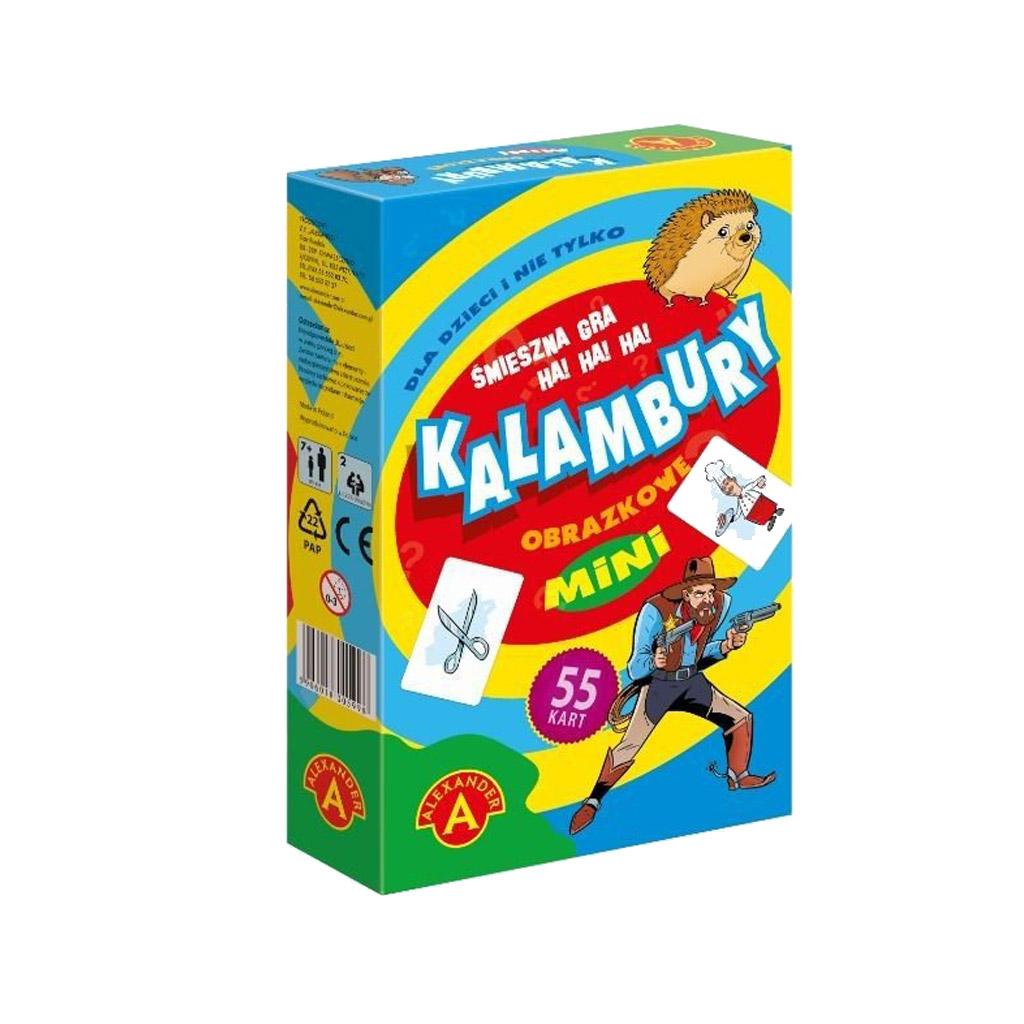 Gra Kalambury obrazkowe mini