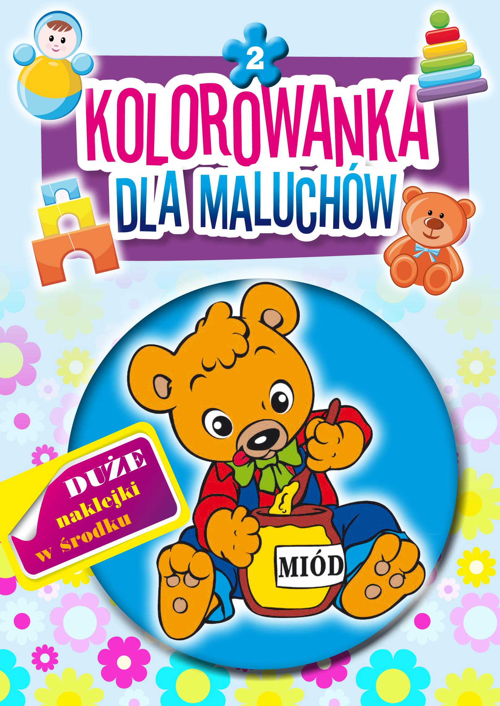 Kolorowanka dla maluchów