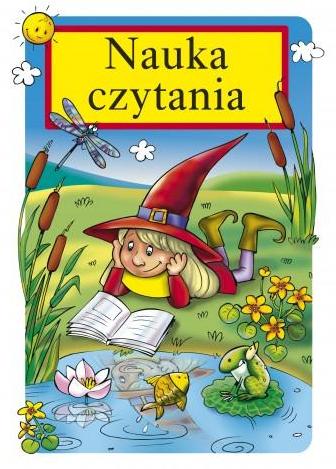 Książeczka ćwiczeniowa Nauka Czytania