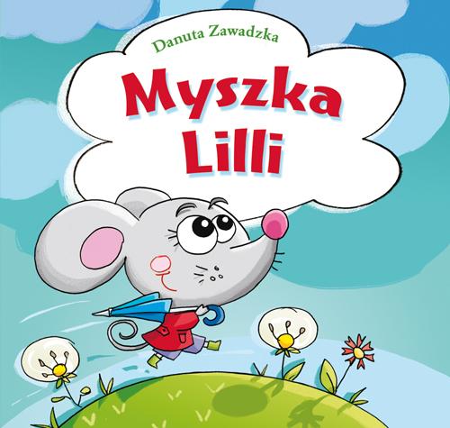 Książeczka do poczytania - Myszka Lilii