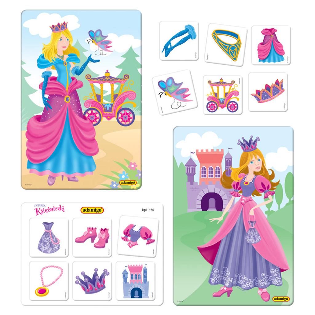Kuferek księżniczki