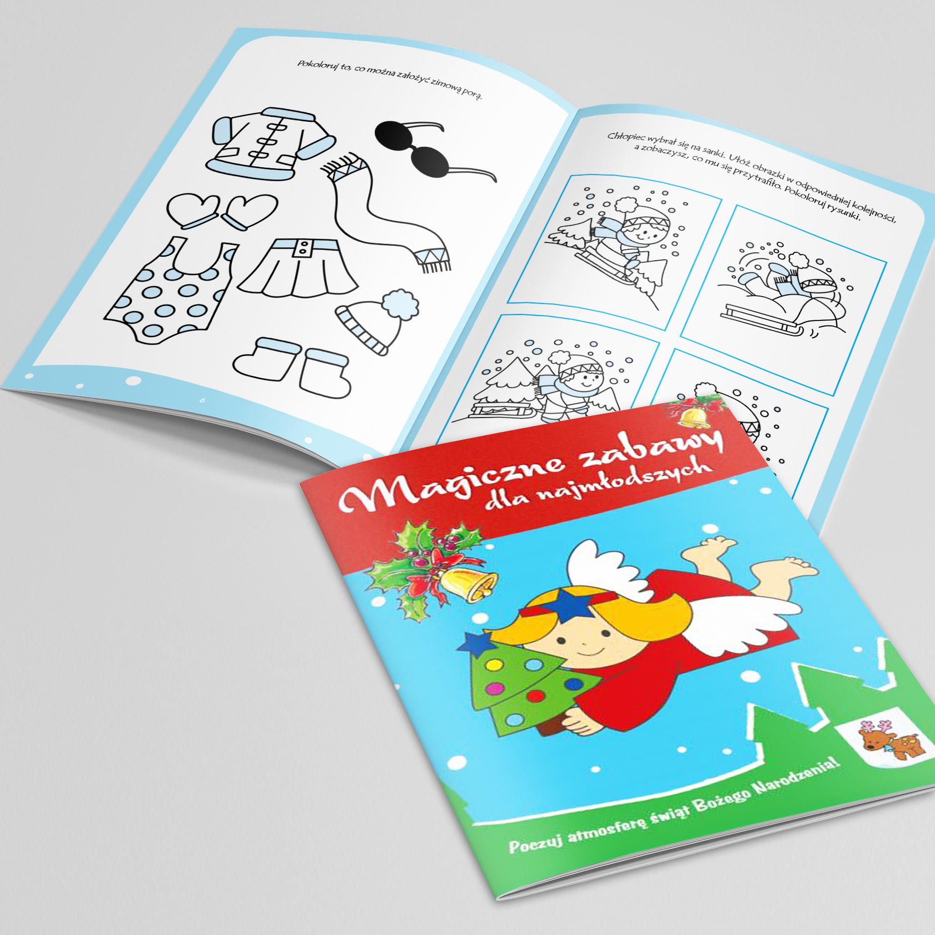 Magiczne zabawy dla najmłodszych