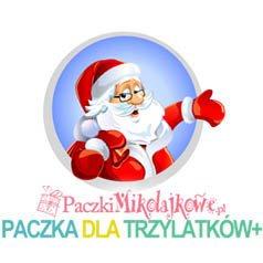 Paczka Mikołajkowa dla DZIEWCZYNEK 3+