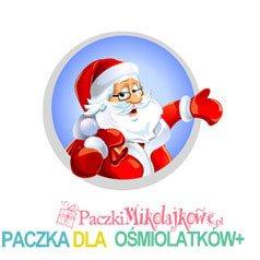 Paczka Mikołajkowa dla DZIEWCZYNEK 8+