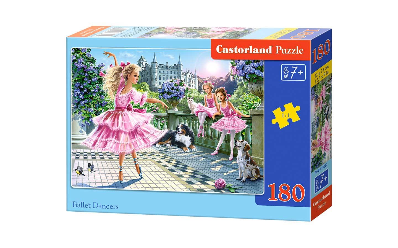 Puzzle 180 el. Baletnice
