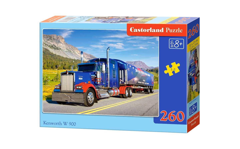 Puzzle 260 el. Kenworth W 900