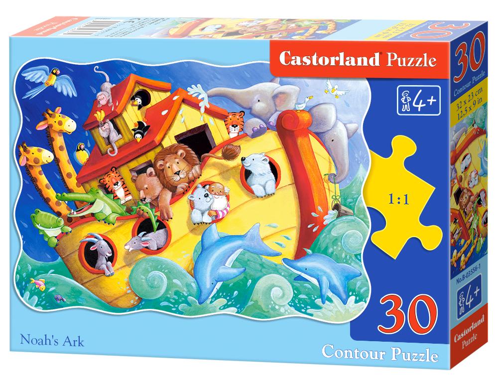 Puzzle 30 el. Arka Noego