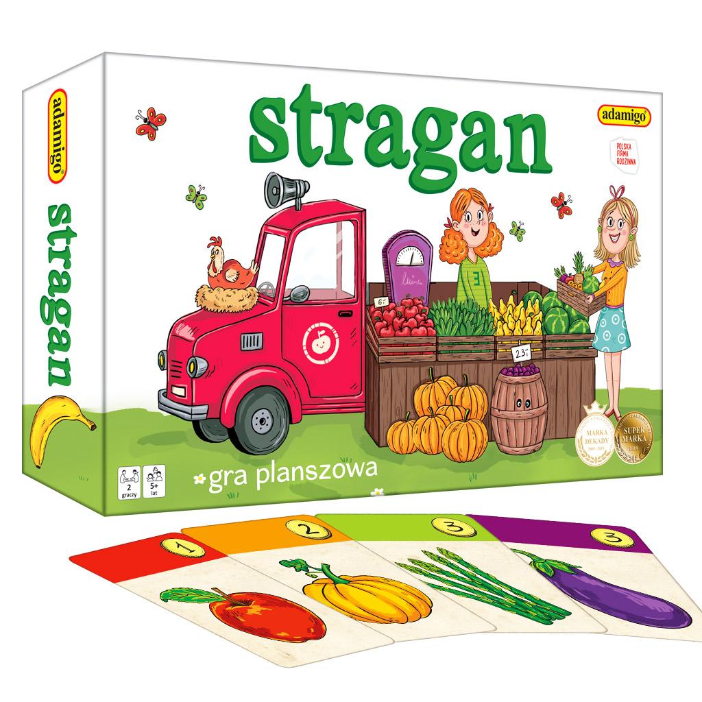 Stragan - gra planszowa