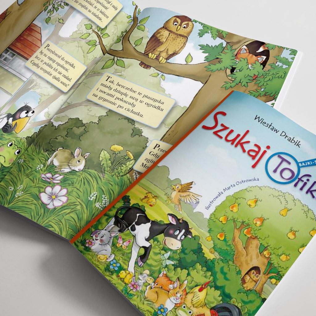 Szukaj Tofika książeczka